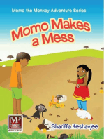 Momo Makes a Mess