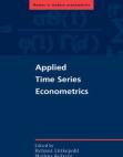 Lütkepohl & Krätzig 2004 Applied Time Series Econometrics Free download PDF and Read online