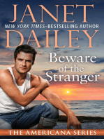 Beware of the Stranger