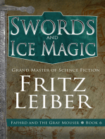 Swords and Ice Magic