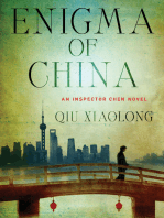 Enigma of China; An Inspector Chen Novel