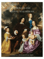 Portraits and Recent Acquisitions