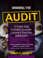 Winning the Audit: 12 Proven Steps to Achieve Successful Customer & Third-Party Quality Audits