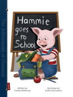 Hammie Goes to School