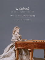 Androids in the Enlightenment