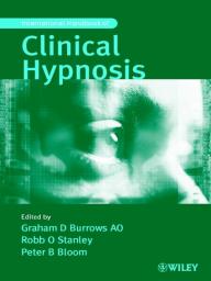 International Handbook of Clinical Hypnosis