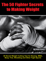 Fighter Secrets to Making Weight