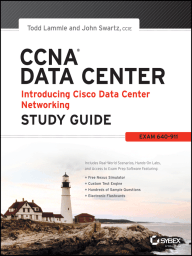 CCNA Data Center - Introducing Cisco Data Center Networking Study Guide