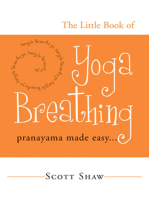 The Little Book of Yoga Breathing