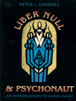 Liber Null & Psychonaut: An Introduction to Chaos Magic