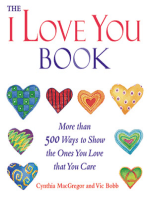 "The ""I Love You"" Book"