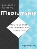 Beginner's Guide to Mediumship