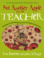 Not Another Apple for the Teacher