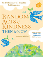 Random Acts of Kindness Then & Now