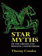 Star Myths of the Greeks and Romans