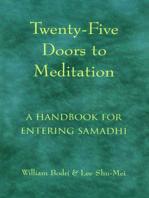 Twenty-Five Doors to Meditation