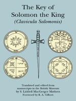 The Key of Solomon the King: Clavicula Salomonis
