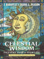 Celestial Wisdom for Every Year of Your Life