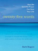 Twenty-Five Words