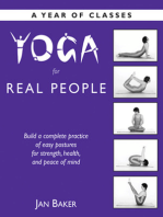 Yoga for Real People: A Year of Classes