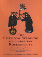 The Chemical Wedding of Christian Rosenkreutz