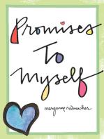 Promises to Myself
