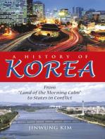 A History of Korea