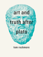 Art and Truth after Plato