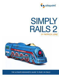 Simply Rails 2, by SitePoint