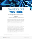 Onderzoek: Gamers on Youtube Free download PDF and Read online