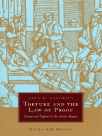 Torture and the Law of Proof