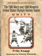 The 1980 Men's and 1998 Women's United States Olympic Hockey Teams