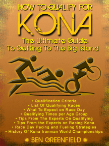 How to Qualify For Kona: The Ultimate Guide to Getting to the Big Island