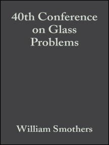 40th Conference on Glass Problems
