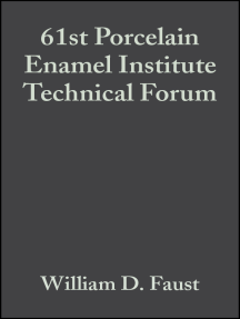 61st Porcelain Enamel Institute Technical Forum
