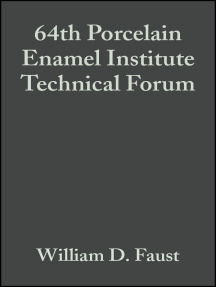 64th Porcelain Enamel Institute Technical Forum