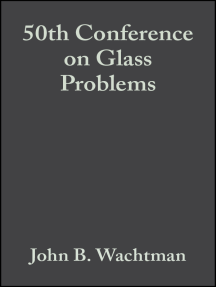 50th Conference on Glass Problems