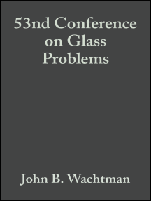 53nd Conference on Glass Problems