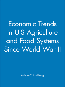 Economic Trends in U.S. Agriculture and Food Systems Since World War II