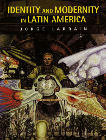 Identity and Modernity in Latin America
