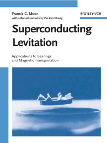 Superconducting Levitation: Applications to Bearings and Magnetic Transportation