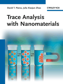 Trace Analysis with Nanomaterials