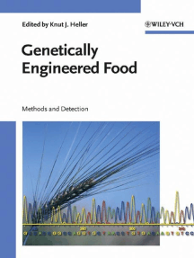 Genetically Engineered Food: Methods and Detection