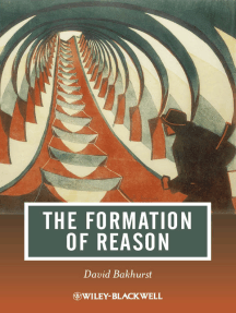 The Formation of Reason
