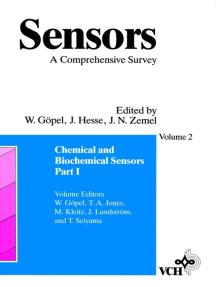 Sensors, Chemical and Biochemical Sensors