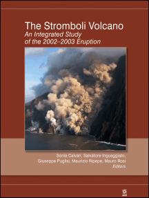 The Stromboli Volcano: An Integrated Study of the 2002 - 2003 Eruption