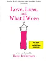 Love, Loss, and What I Wore