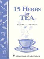 15 Herbs for Tea