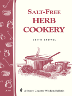 Salt-Free Herb Cookery