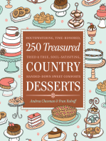 250 Treasured Country Desserts